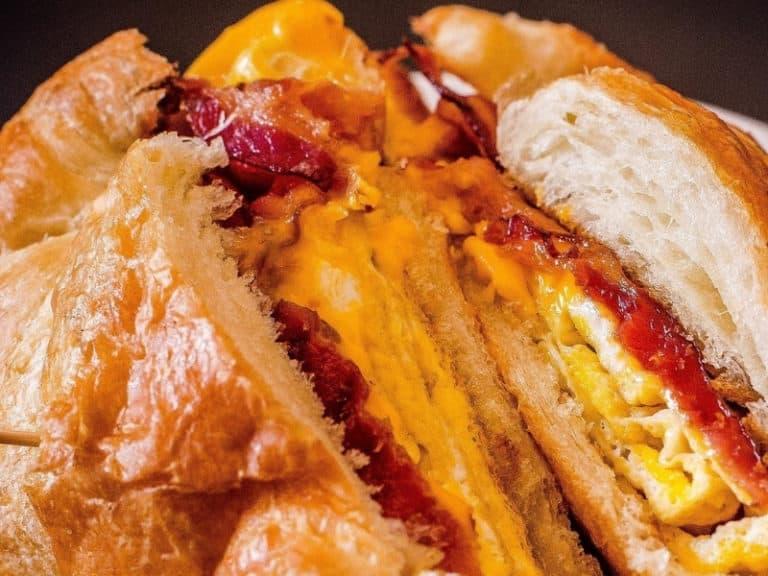 daily grind breakfast sandwich